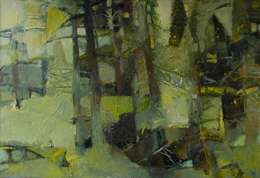 Spruce Forest 1