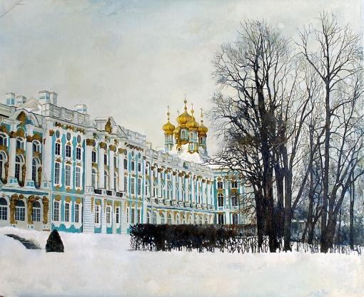 Царское село.х.м. 50х65 2006г.