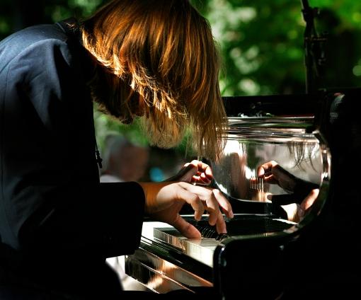 Chopin au Jardin du Luxembourg