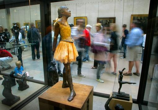 Musee D`Orsay. Dega
