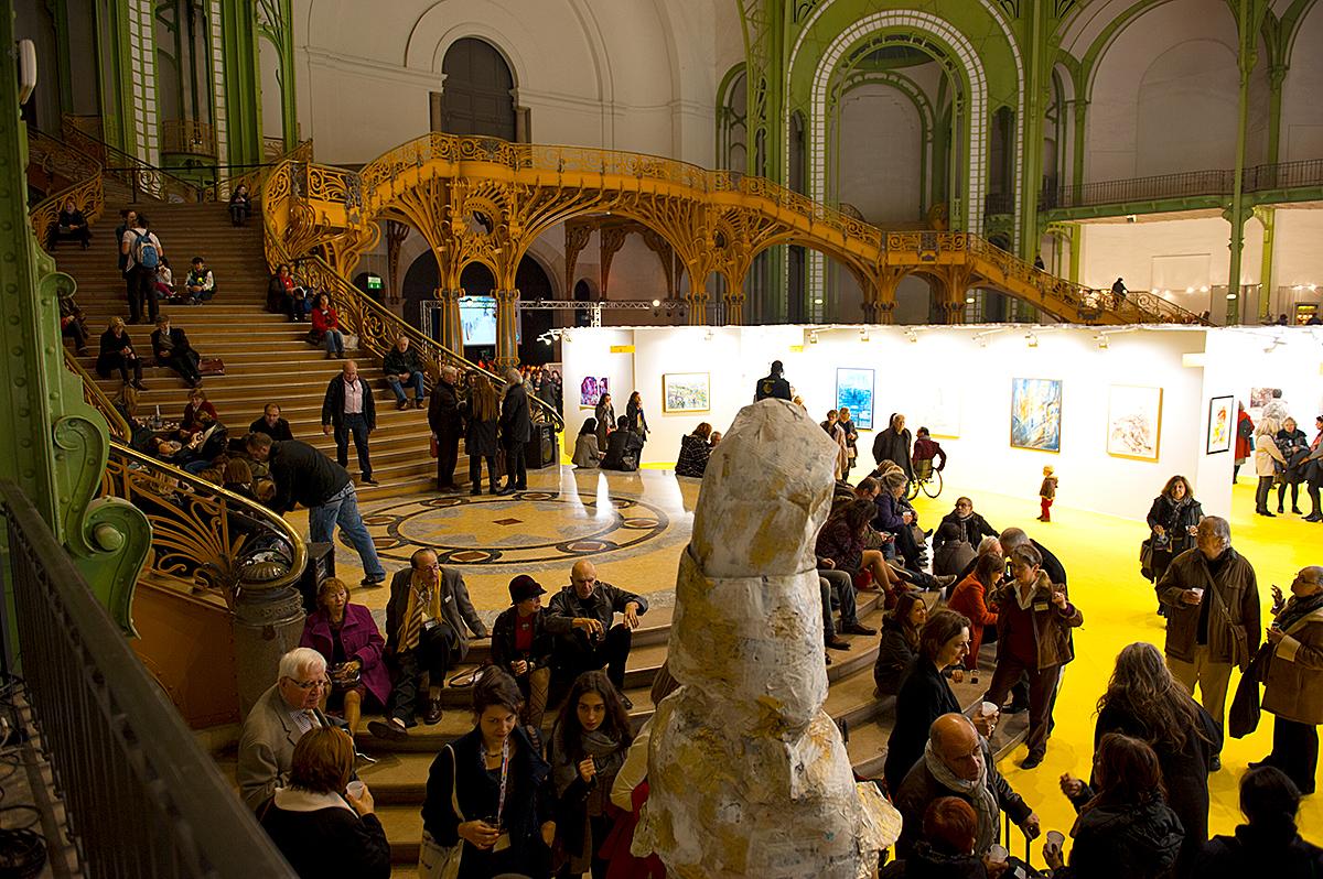 Salon art en capital 2014 paris russian art paris for Pareti salone